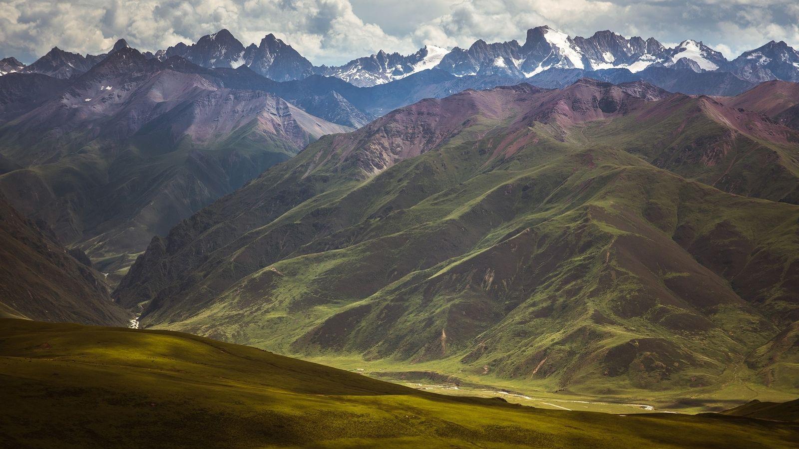 Parque nacional de Sanjiangyuan