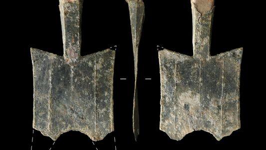 Descubierta en China la fábrica de monedas 'más antigua del mundo'