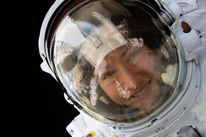 Christina Koch astronauta
