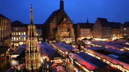 Seis mercados navideños europeos que no te puedes perder