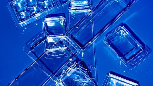 Este envase de plástico es una pesadilla del reciclaje