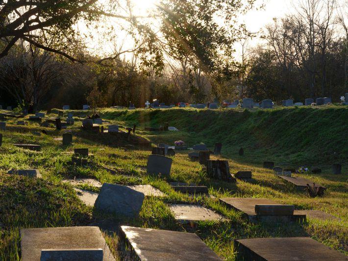 Cementerio Old Plateau