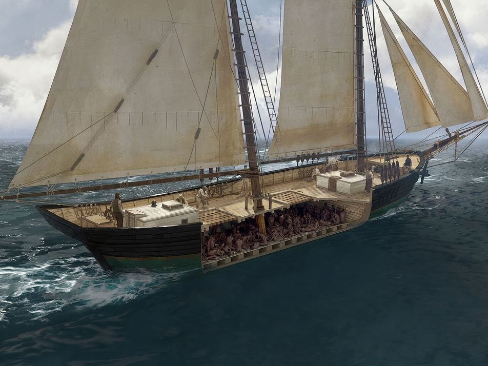 Descubren en Alabama el último barco de esclavos que llegó a Estados Unidos