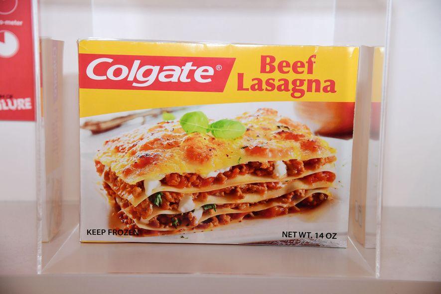 Platos congelados de Colgate, años 80: La idea de la empresa fabricante de pasta de dientes ...
