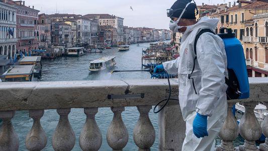 ¿Cómo se enfrenta Venecia al coronavirus?
