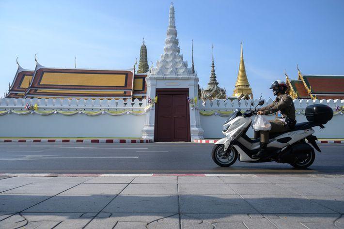 Tailandia consiguió controlar la propagación del coronavirus ...
