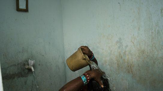 Mujer, Bhubaneshwar