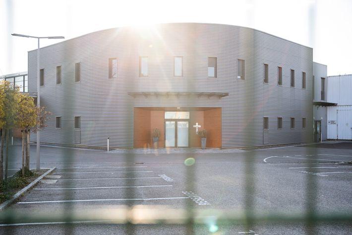 Iglesia Cristiana de La Puerta Abierta