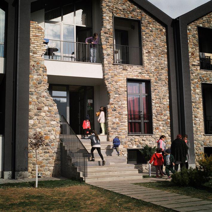 Personas desplazadas de Nagorno Karabaj