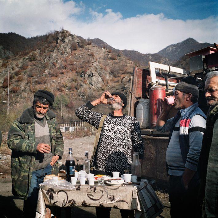 Volodya Grigoryan comparte una última comida en su casa