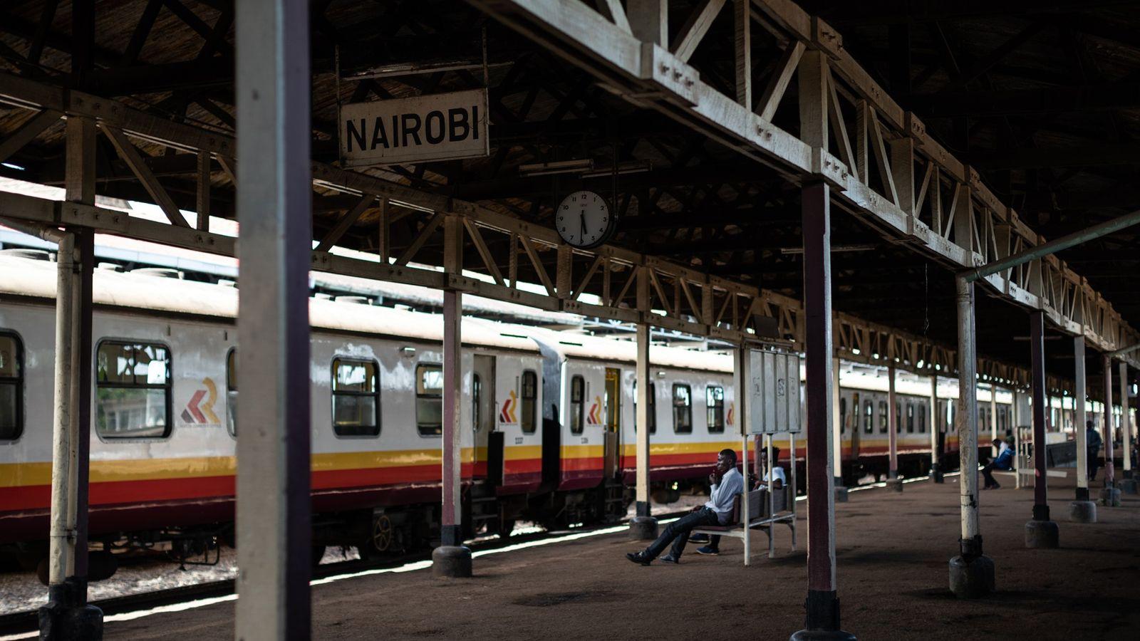 Estación de Ferrocarril de Nairobi