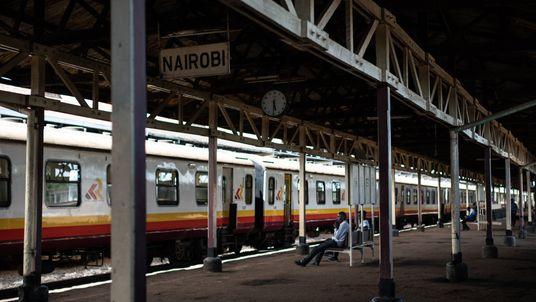 La cuarentena en Nairobi
