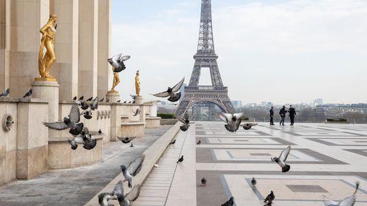 Un fotógrafo captura un París vacío y confinado