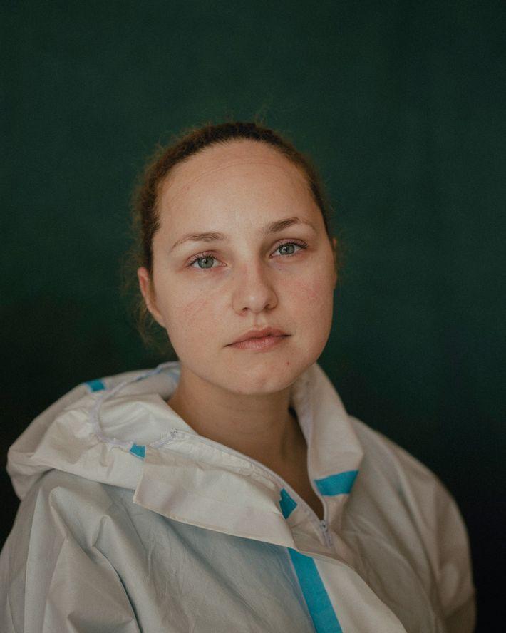 Fotografía de Olga Polikarpova