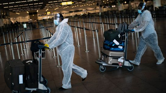 Aeropuerto Internacional de Zaventem