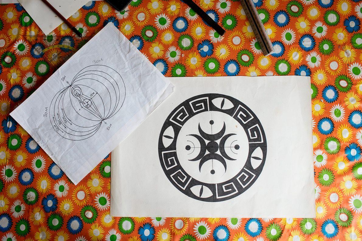 Diseños de círculos