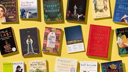 Estos son los libros preferidos de nuestros editores de viajes