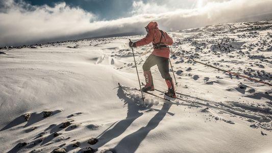 Estos exploradores han emprendido una carrera épica por la Antártida