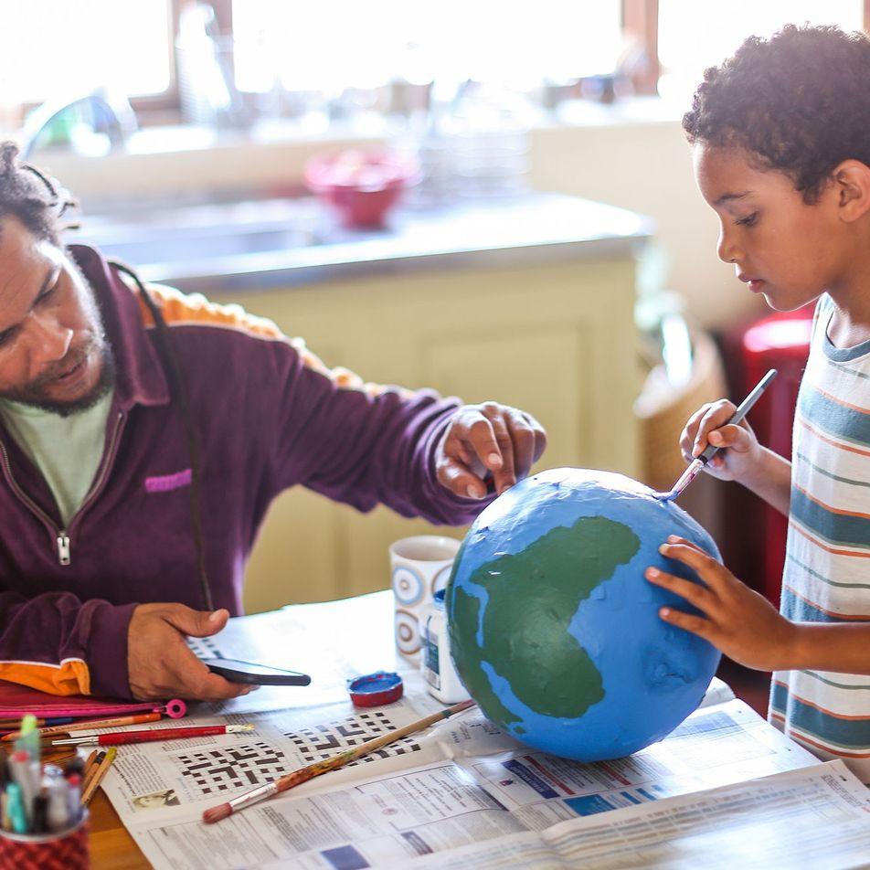 Ideas de actividades para niños durante el aislamiento por el coronavirus