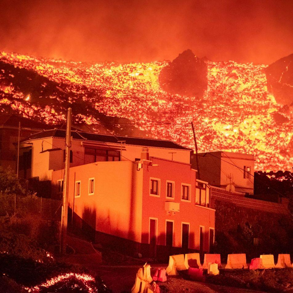 ¿Qué consecuencias ecológicas tendrá la erupción del volcán de La Palma?