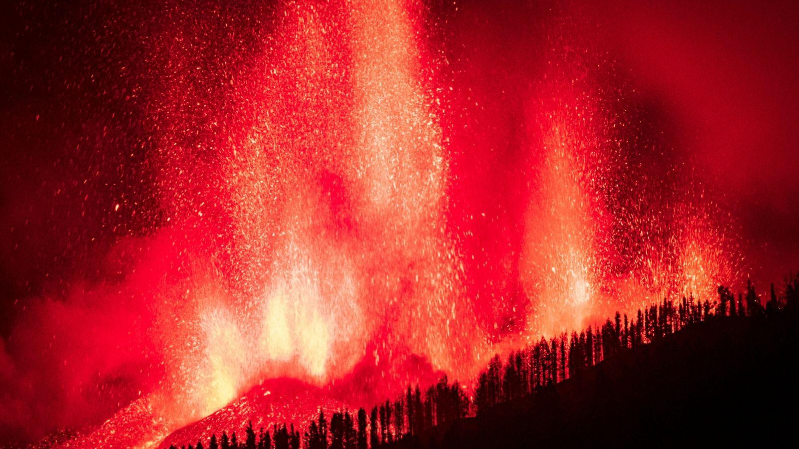 Erupción de Cumbre Vieja (La Palma)
