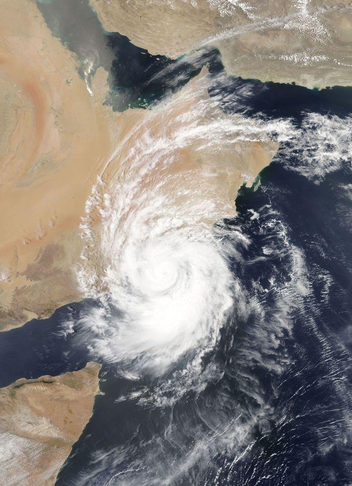 Ciclón Mekunu