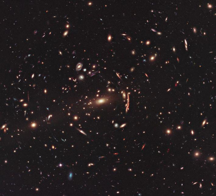 Cúmulo de galaxias MACS J1206