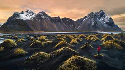 Escenas alpinas de todo el planeta