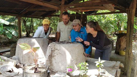 El viaje de Jordi Roca por Colombia
