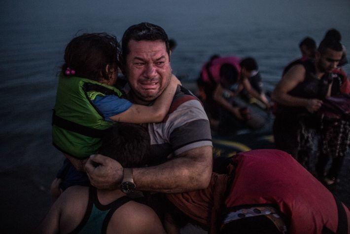 Refugiado iraquí