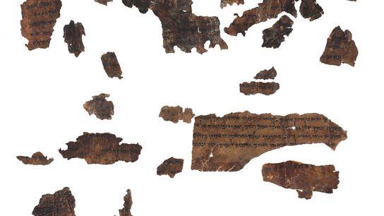 Fragmentos del libro de Isaías