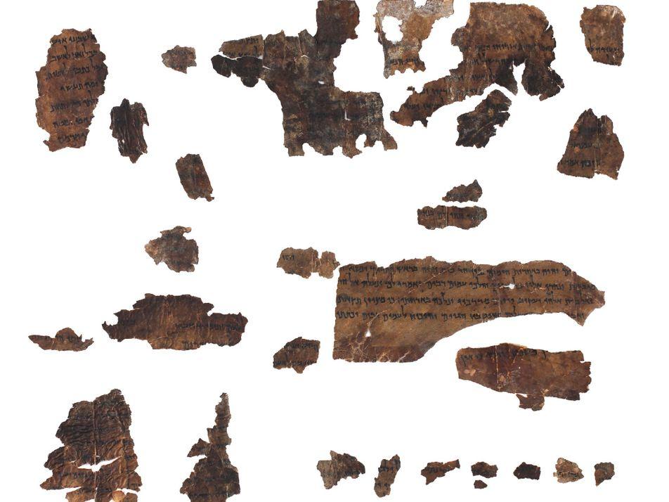 El ADN antiguo revela pistas sobre los orígenes de los manuscritos del Mar Muerto