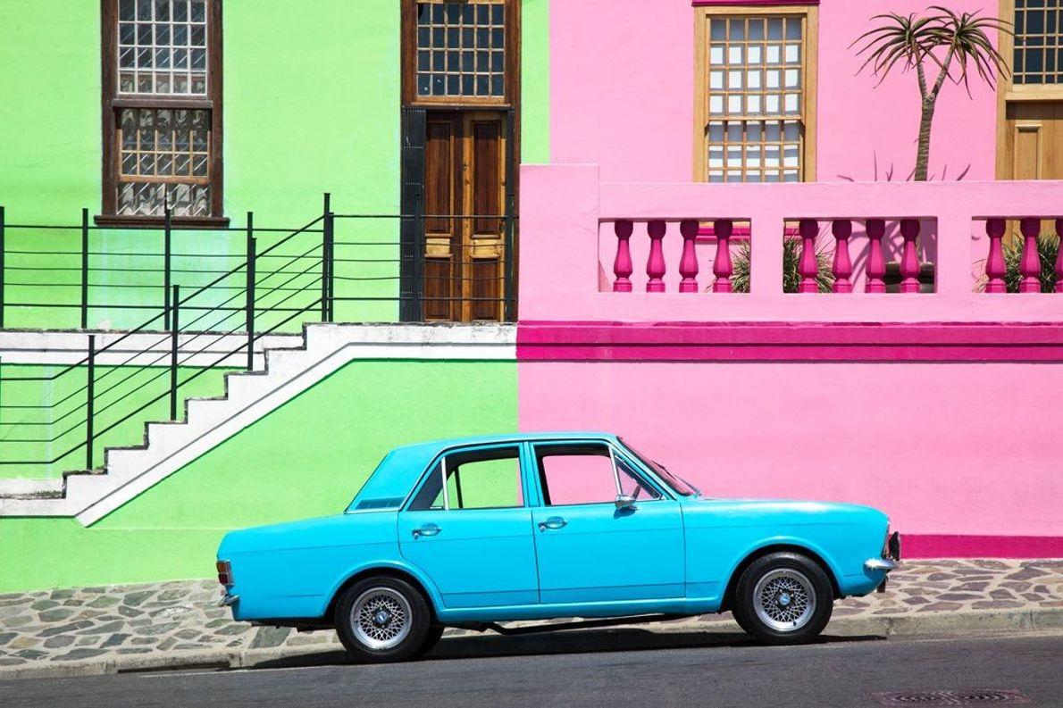 Calle arcoíris