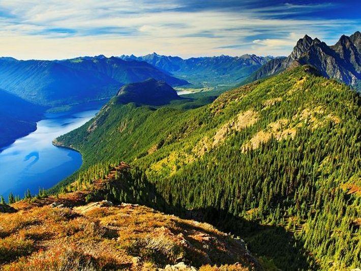 Desolation Peak, Washington