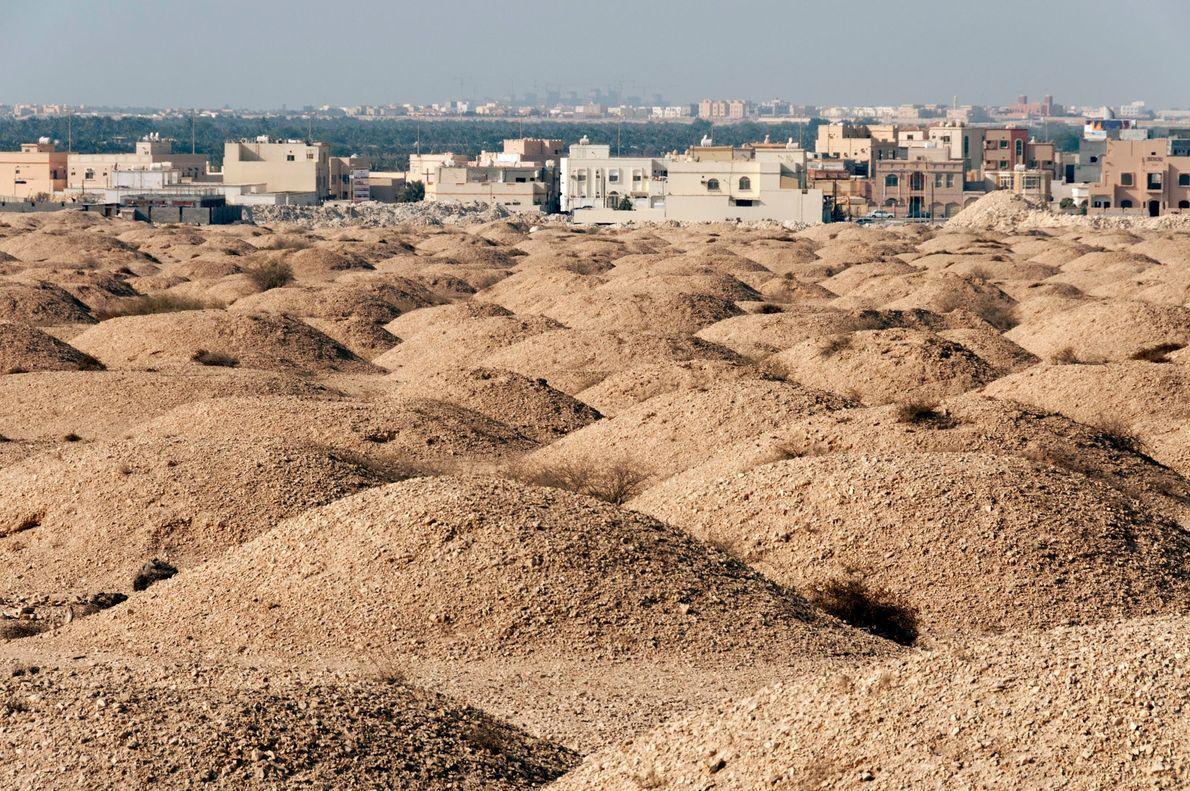 Tumbas de la cultura dilmun, Bahrein
