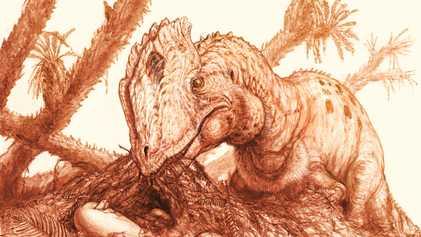 'Jurassic Park' refleja erróneamente casi todo lo que muestra de este icónico dinosaurio