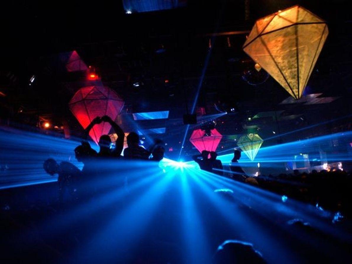Club nocturno de São Paulo