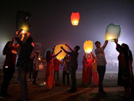 El Diwali es la fiesta más importante de la India y una celebración del triunfo del ...
