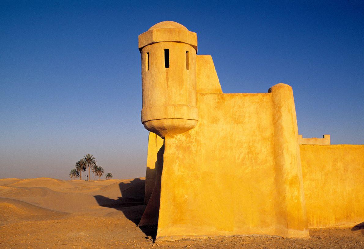 Isla de Djerba, Túnez