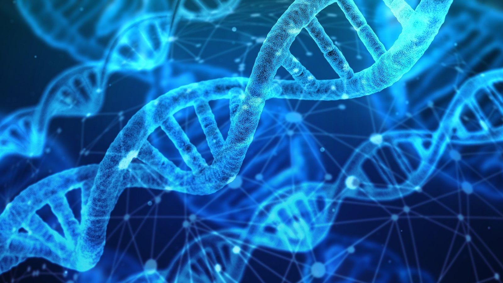 Molécula ARN cáncer 01
