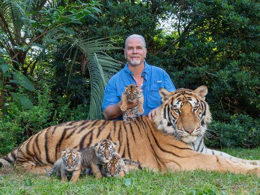 Doc Antle, uno de los protagonistas de «Tiger King», acusado de tráfico de especies silvestres