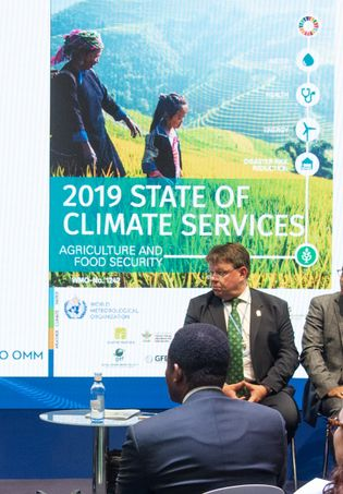 Cumbre Clima IPCC report