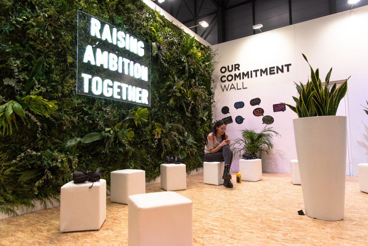 Cumbre del clima Madrid