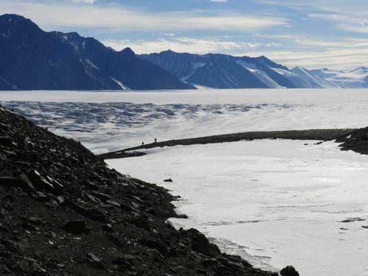 Los suelos de la Antártida no parecen contener vida, algo que nunca se había descubierto