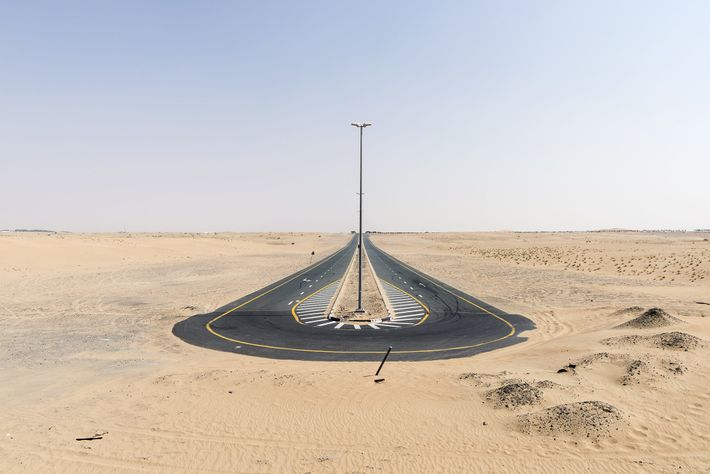 Desierto de Al Qudra