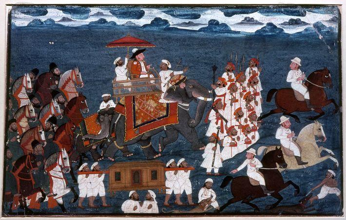 Compañía Británica de las Indias Orientales