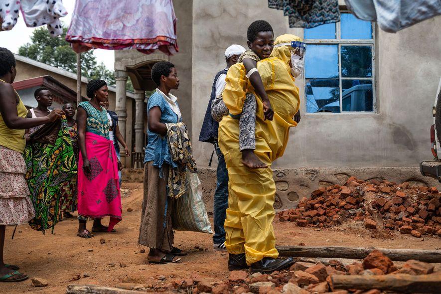 La cuenta atrás para declarar el fin del segundo brote de ébola más grande de la ...