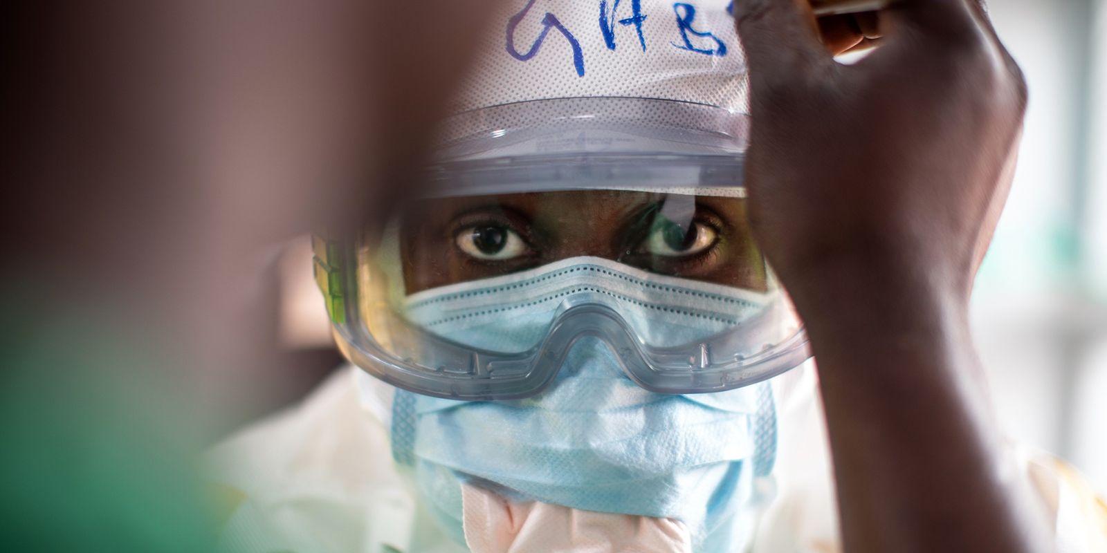 El segundo mayor brote de ébola del mundo aún azota la RDC