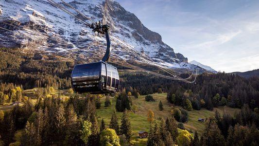 Esta montaña suiza cambiará para siempre