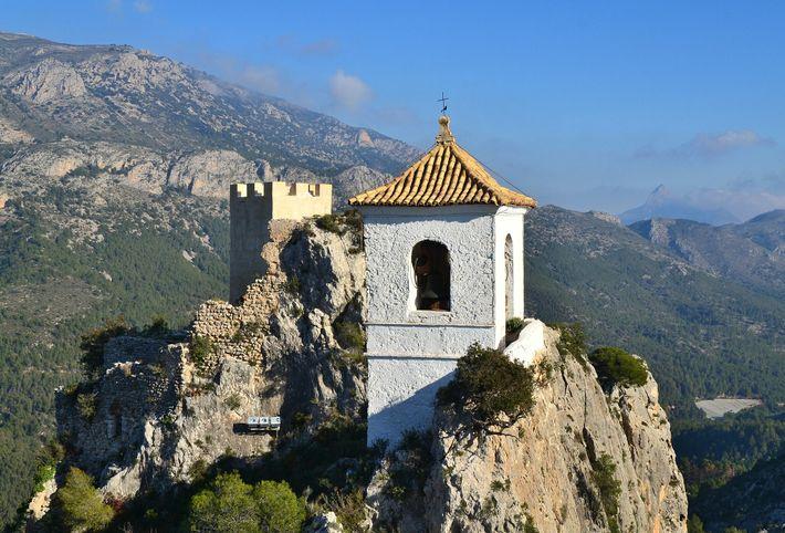 Castillos Alicante  Guadalest